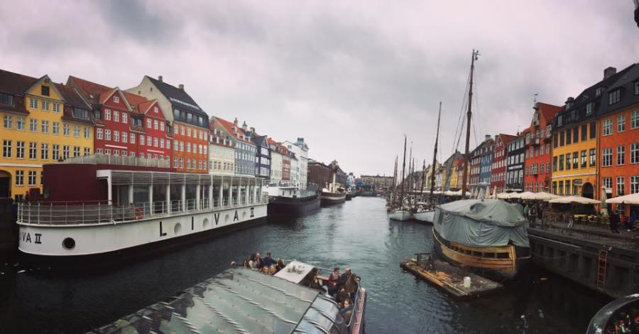 Solo Scandinavian Spring inCopenhagen